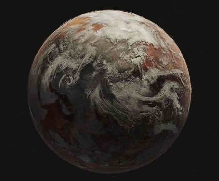 新研究发现在大约10亿年后地球大气层将迅速失去大部分氧气