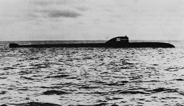 627А型潜艇