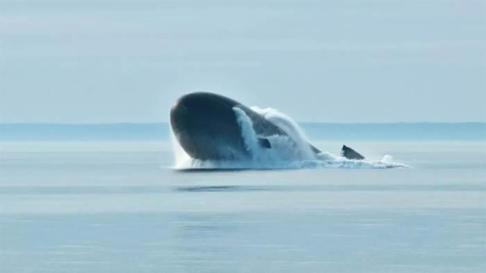 955型潜艇