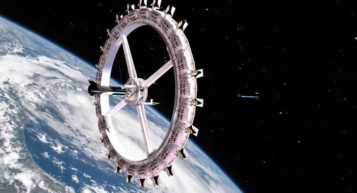"""中国""""天宫""""空间站和Voyager Station""""太空旅馆""""谁将取代国际空间站?"""