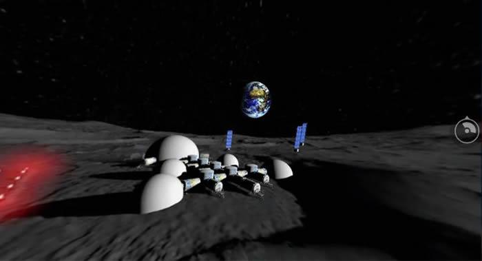 俄媒体:俄罗斯和中国计划签署关于国际月球科研基地的协议