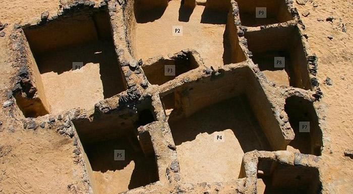 埃及西部沙漠地区基督教古聚落挖出西元5世纪教堂