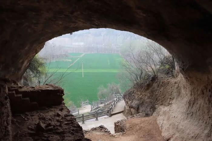 记者带你看早期中国——河南荥阳织机洞旧石器时代遗址