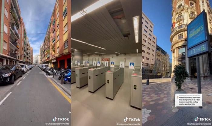 西班牙网友声称自己穿越时空到了2027年 但那时人类已经灭绝城市空无一人