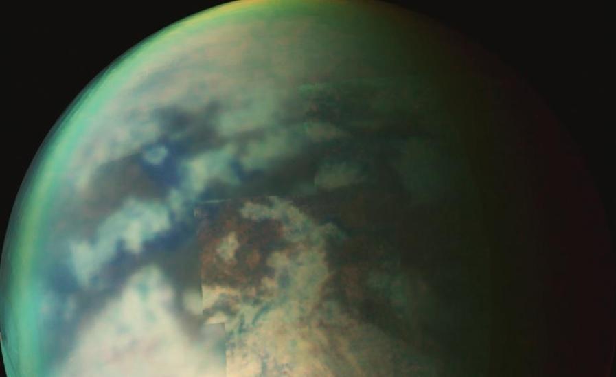 系外宜居行星的降雨模式与地球类似