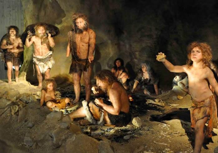 西班牙和俄罗斯的洞穴沉积物中发现尼安德特人遗传物质碎片