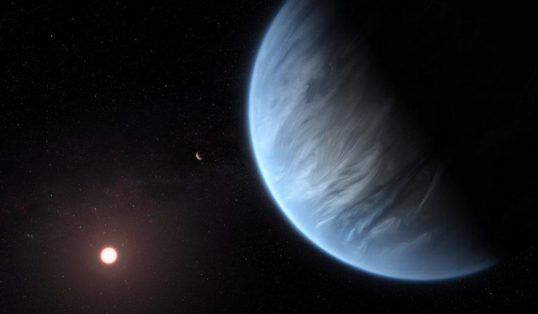 詹姆斯·韦伯太空望远镜(JWST)可以在60小时内探测到其他行星上可能存在生命的迹象