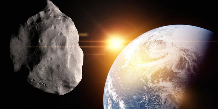 比埃菲尔铁塔还高的小行星2021 KT1将飞掠地球