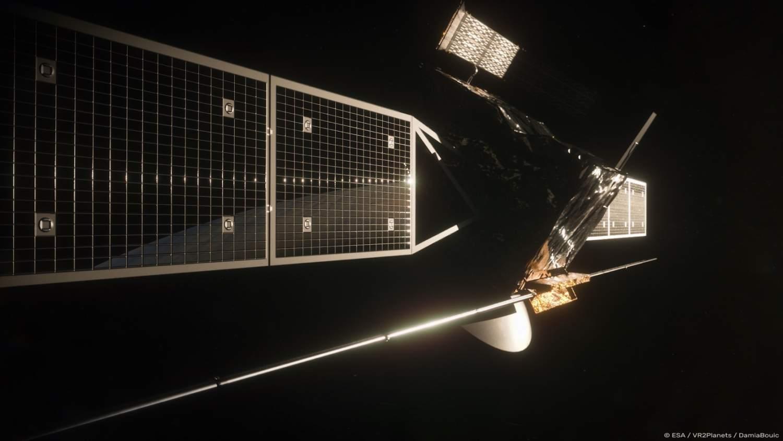 美国宇航局(NASA)和欧空局(ESA)合作开发新的金星探测器