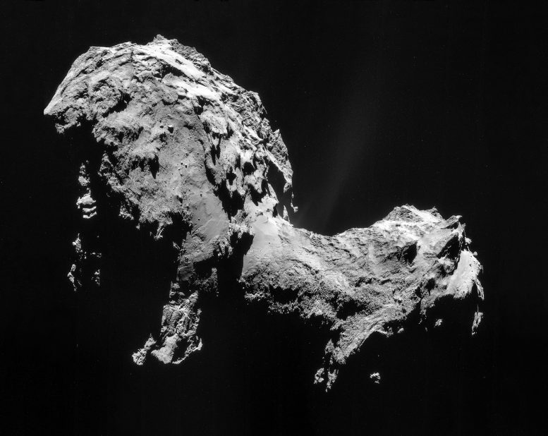小行星和彗星可能比科学家此前认为的更相似