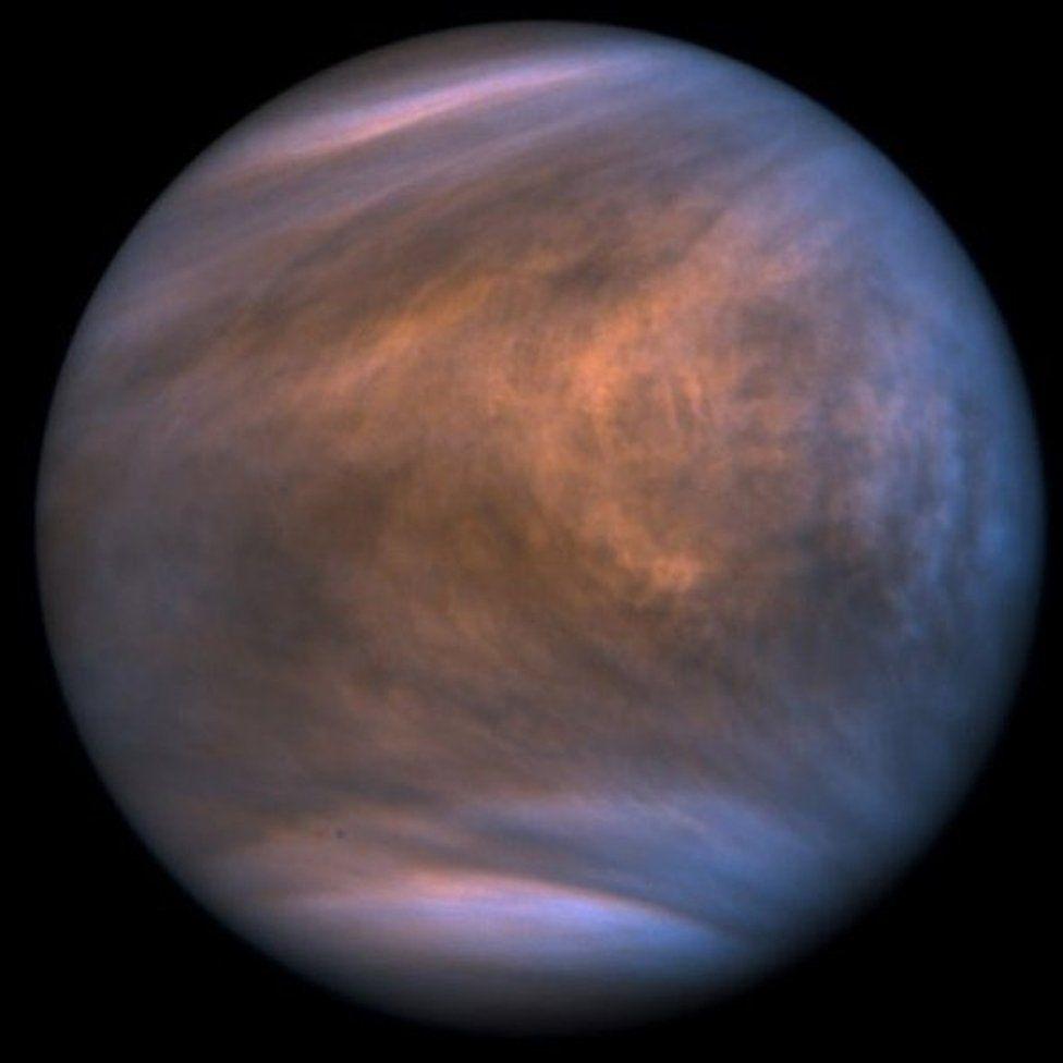 新研究指金星上不太可能有活跃的生命存在 但木星颇具希望