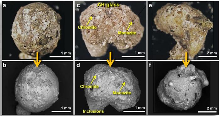 新研究表明13000年前撞击地球的彗星碎片可能塑造人类文明的起源