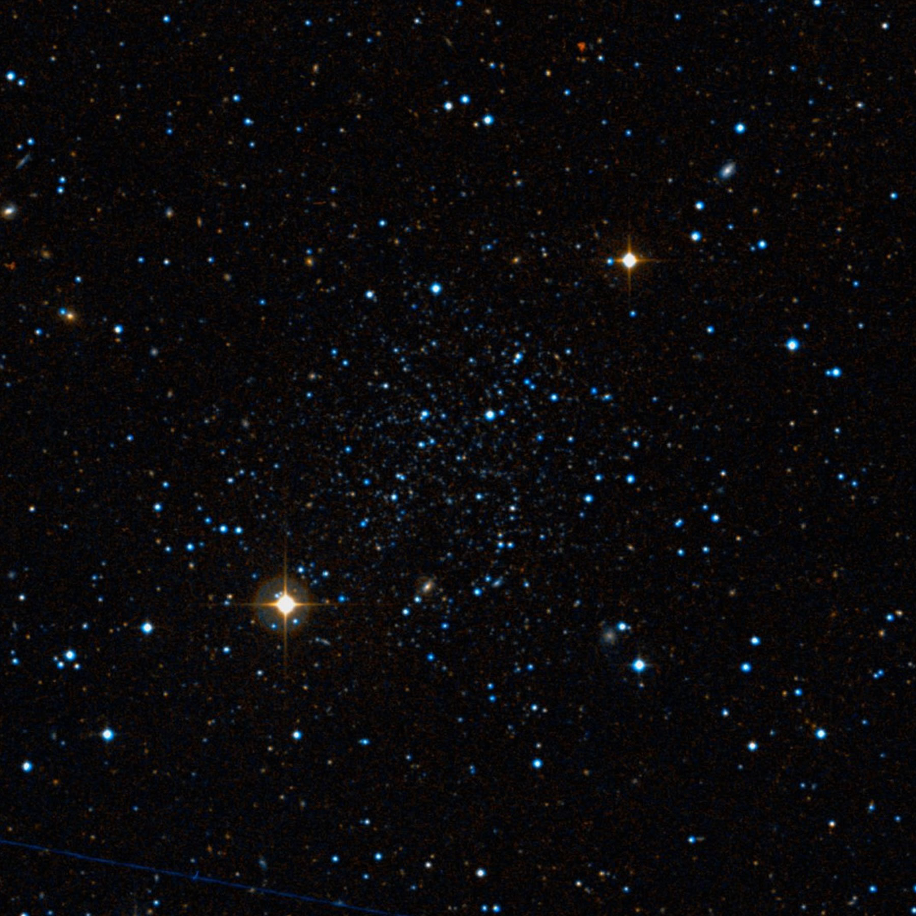 """球状星团帕洛玛5将在10亿年时间内""""喷完""""它的所有恒星 只剩下十几个黑洞"""