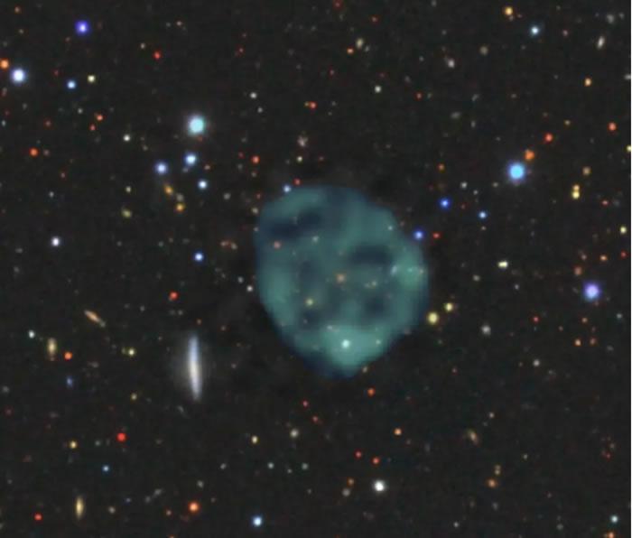 ASKAP望远镜在宇宙中探测到怪异圆环天体 天文学家无法解释它是如何形成的