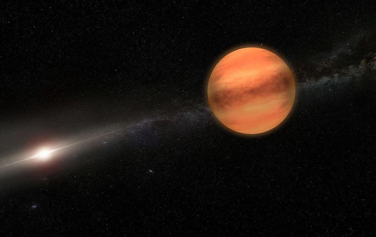 Tycho 8998-760-1 b:天文学家首次成功地测量系外行星大气中的碳同位素比例