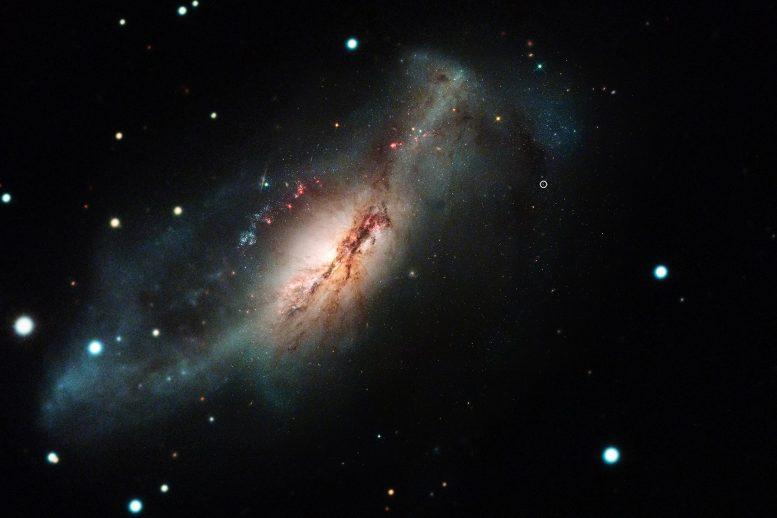 新型恒星爆炸--电子捕获超新星为公元1054年超新星爆发千年之谜提供新线索