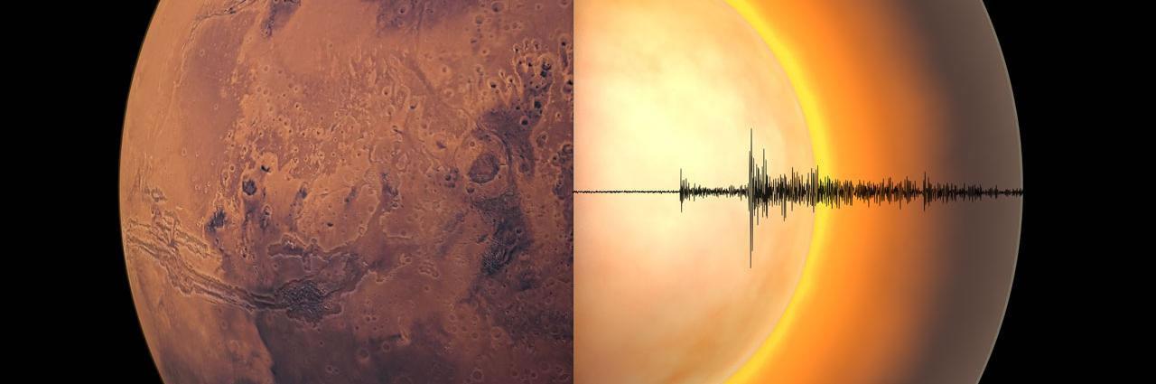 美国宇航局InSight着陆器的地震观测揭示火星内部