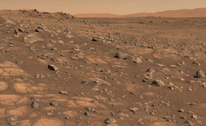 NASA2周内将让探测车毅力号进行首次火星岩石采样 研究是否曾有生命存在