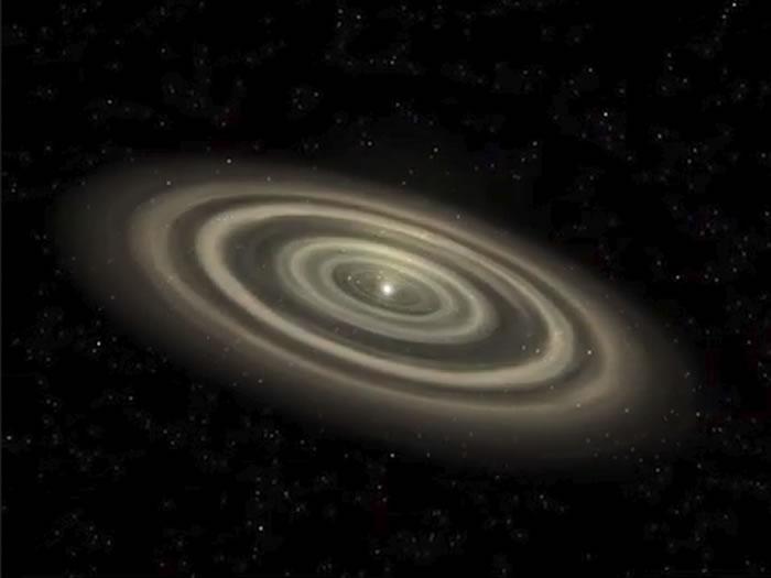 詹姆斯·韦伯太空望远镜研究年轻行星系统Beta Pictoris(绘架座B,老人增四)