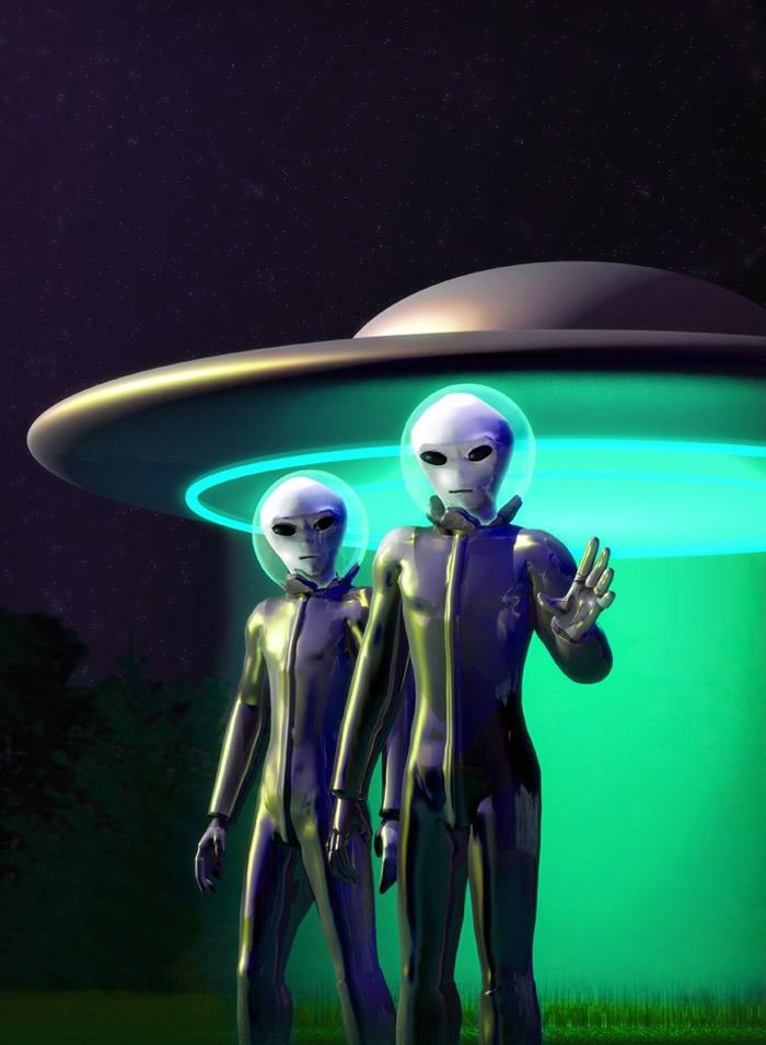 """最新研究表明""""清醒梦境""""可以解释所谓的外星人绑架事件"""