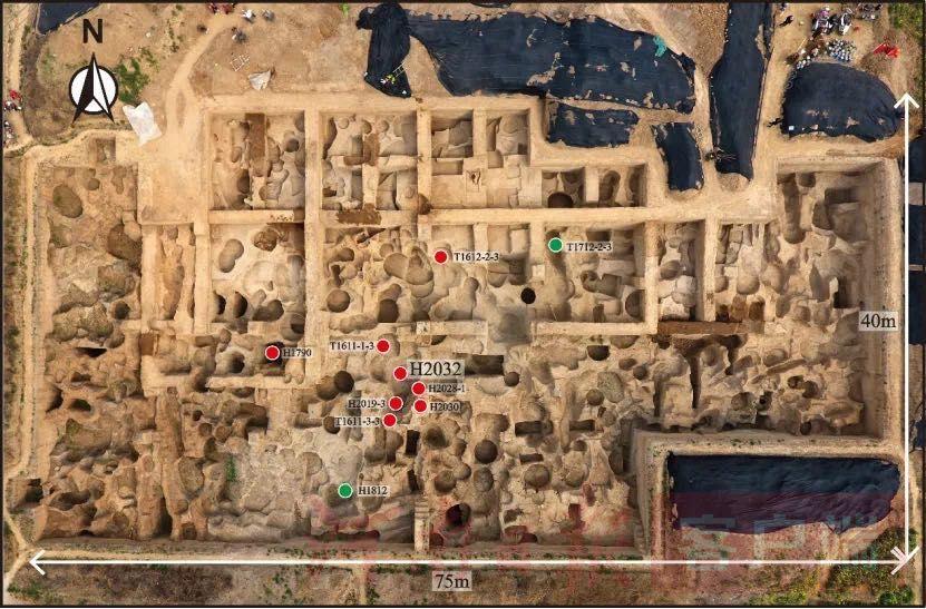 世界上已知最古老的铸币厂在中国河南荥阳的官庄遗址