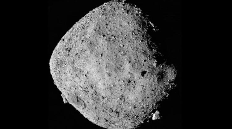 NASA并不担心小行星Bennu在未来撞上地球