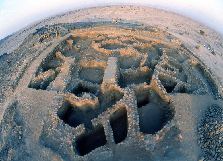 《美国国家科学院院刊》:研究发现1万到8千年前中东地区的磁场情况