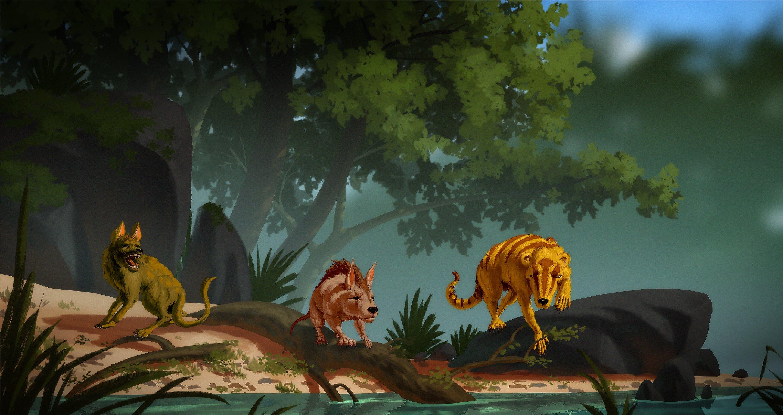 新发现的三个新物种化石表明恐龙灭绝后哺乳动物快速多样化