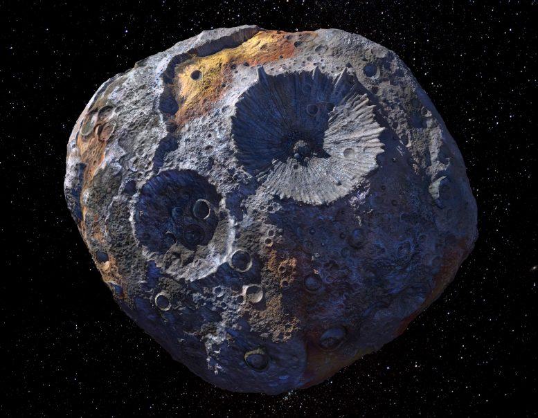 从地球上获得小行星灵神星Psyche表面温度的最高分辨率测量值