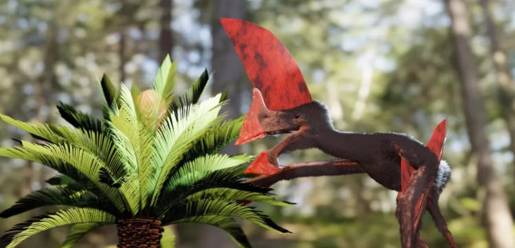巴西警察查获保存最好的史前飞行爬行动物化石:生活白垩纪早期的无齿翼龙