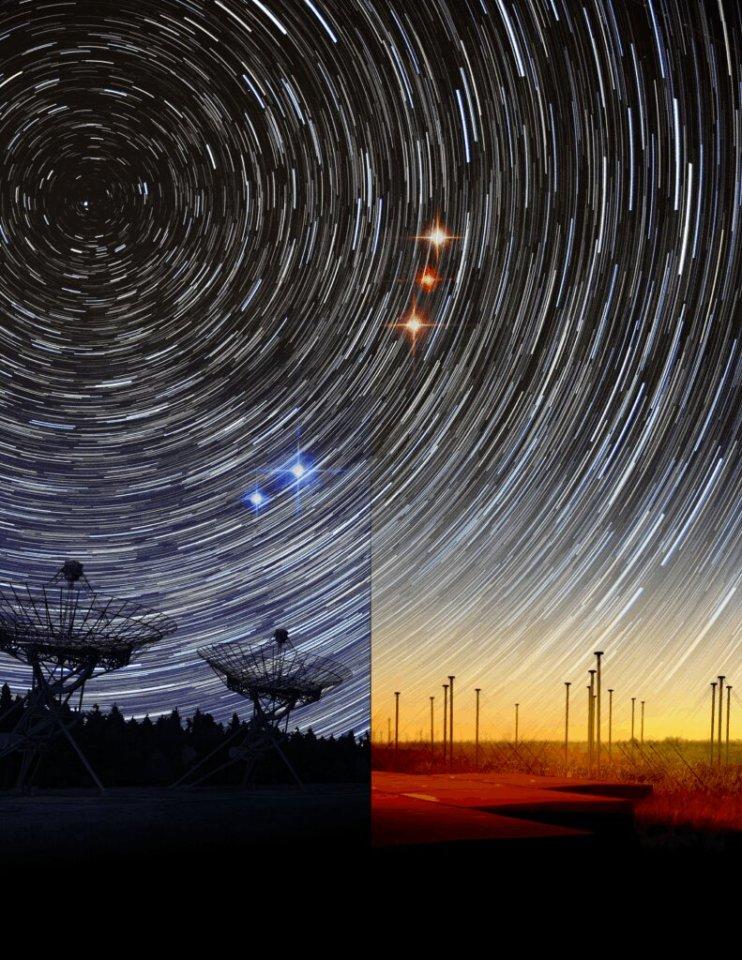天文学家通过多色无线电排除快速射电暴FRB起源的一个主要模型