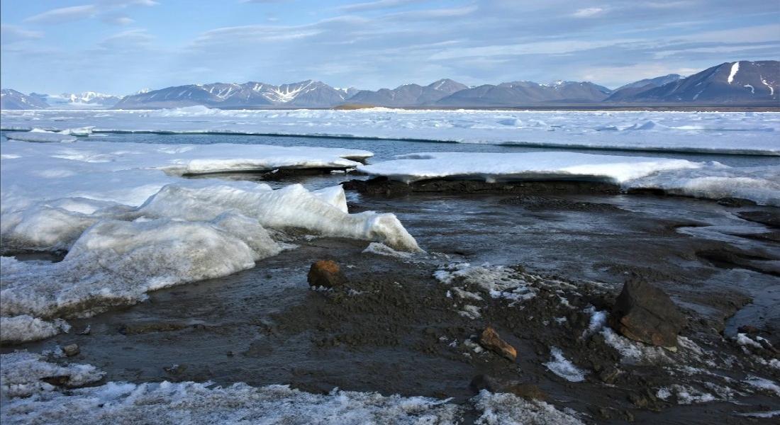 丹麦哥本哈根大学研究人员偶然发现世界最北端的岛屿