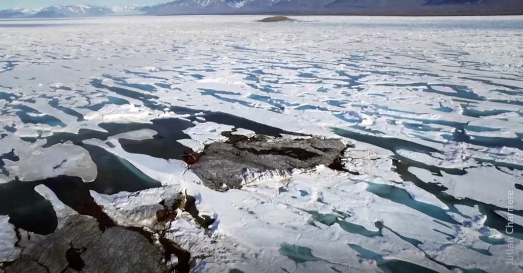 科学家在格陵兰外海意外发现世界最北端的岛屿 建议命名为Qeqertaq Avannarleq