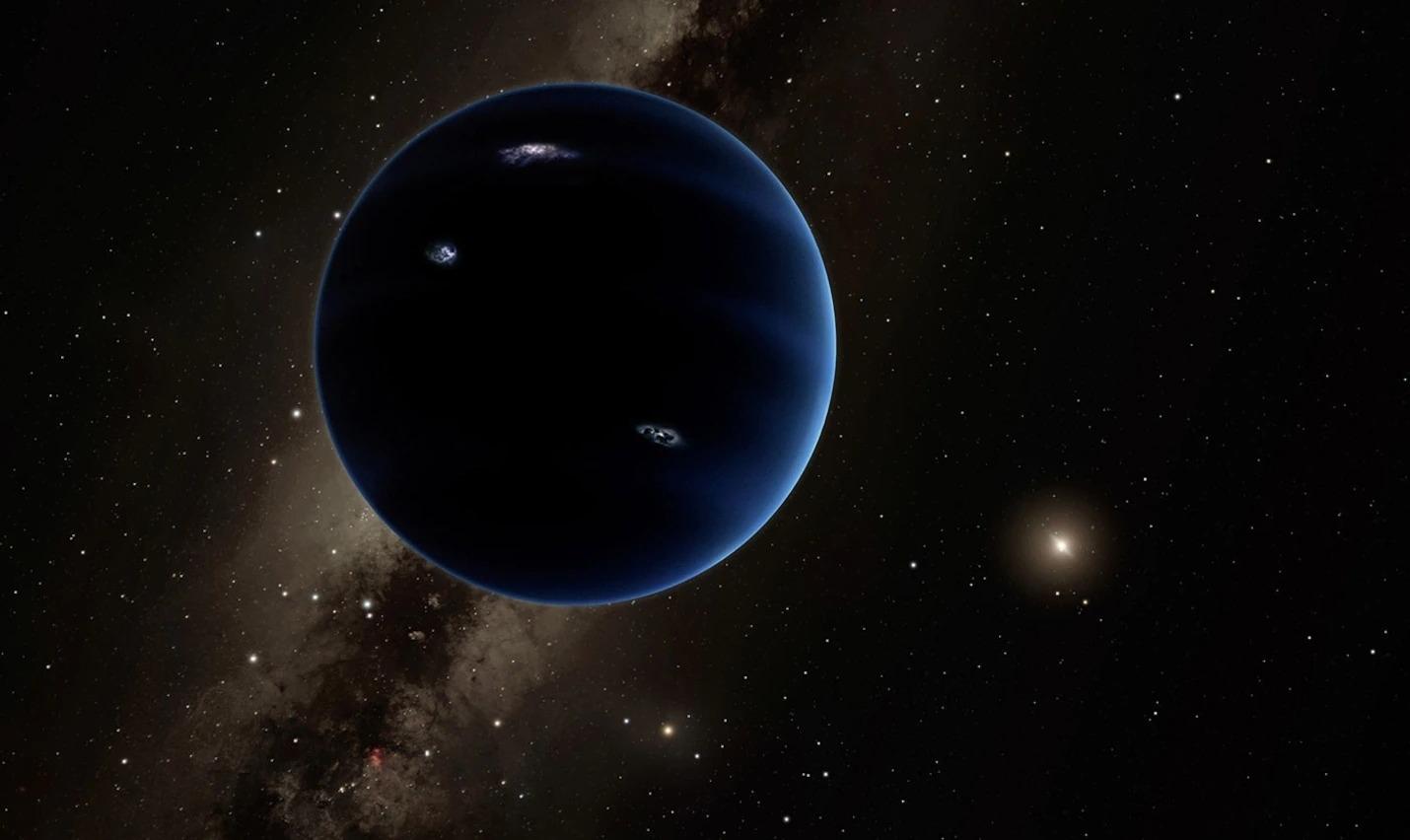 太阳系藏着一颗比地球重几倍的行星 第九行星若真的存在它可能比想像中更近