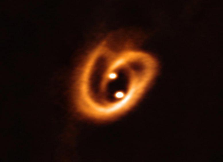 《自然-天文学》:20%-35%的类太阳恒星会吞噬自己的行星