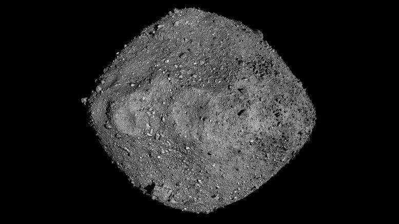 NASA:小行星