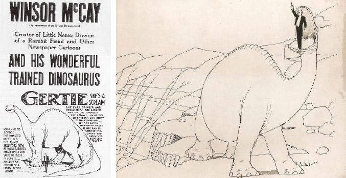 《恐龙格蒂》海报和剧照