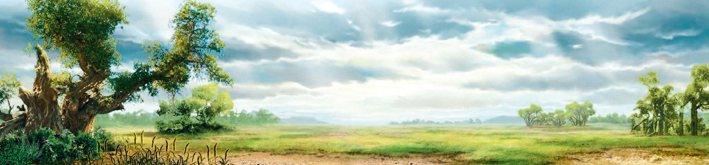 《剑齿王朝》场景原画