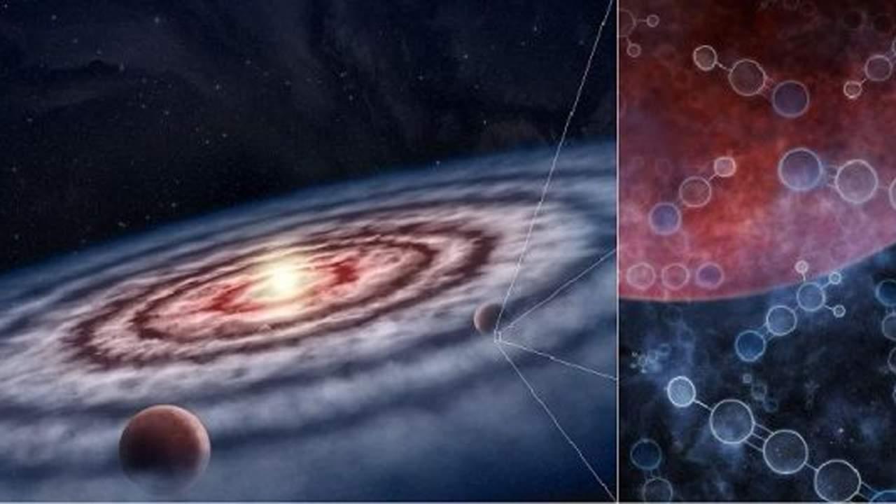 带来地球上生命的基本化学条件可能比以前认为的更广泛地分布在整个银河系