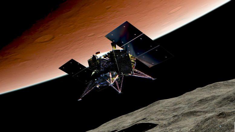 日本宇宙航空研究开发机构JAXA即将进行的火星卫星MMX任务背后的科学知识