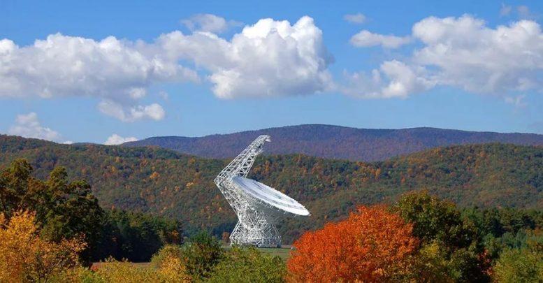 使用绿岸射电天文望远镜上的新雷达技术揭示月球第谷环形山的细节