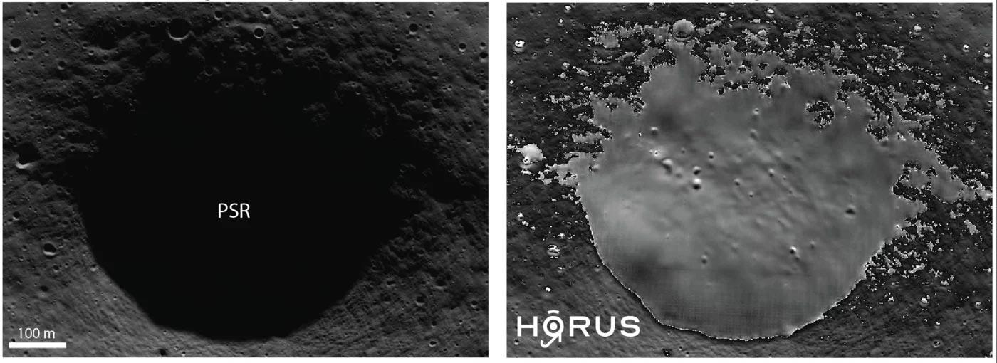 天文学家利用AI技术获取更清晰的月球环形山图像